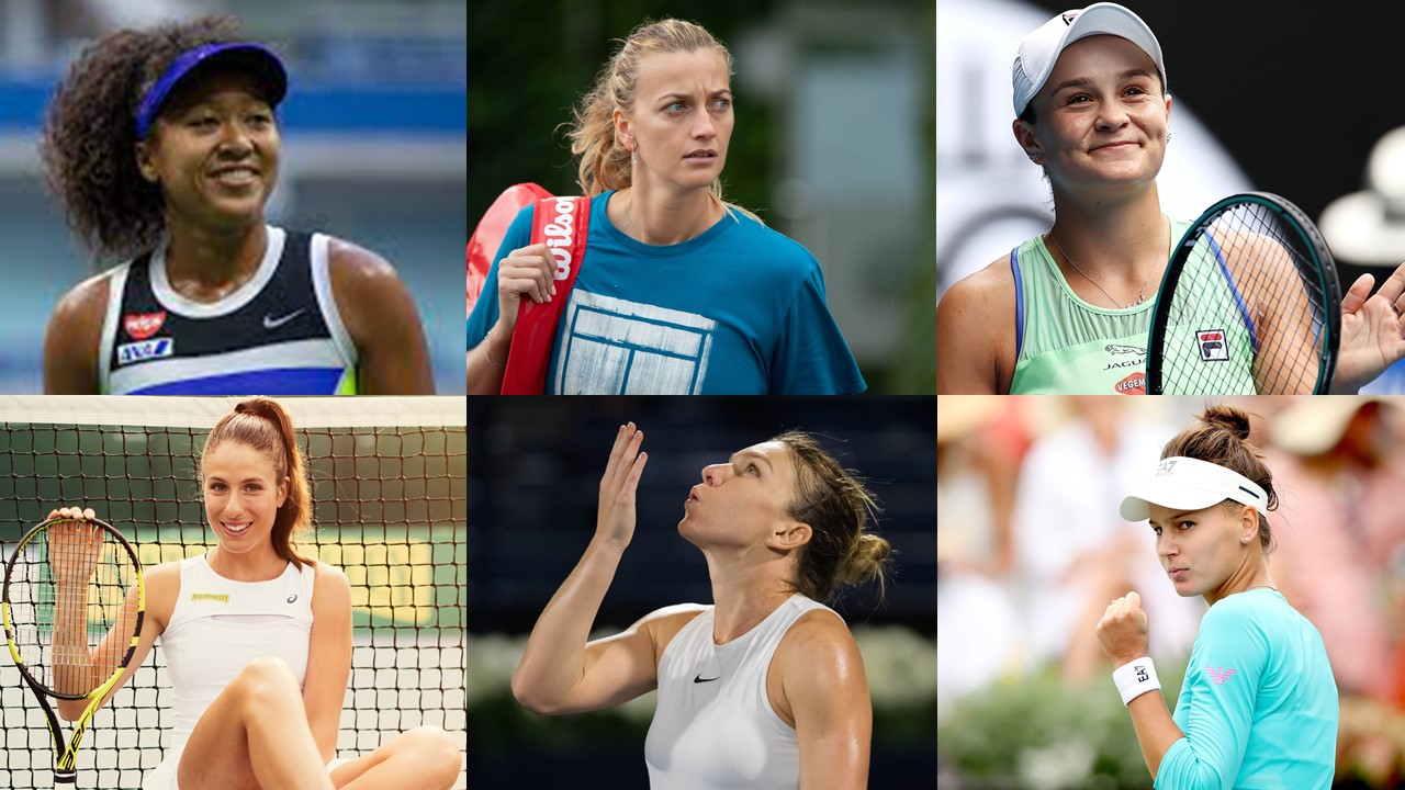 Madrid Open without Serena Williams Leads to Favourites Shuffle
