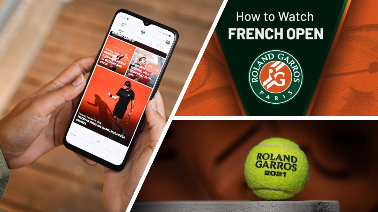 French Open 2021 Worldwide TV Coverage