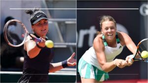 Bianca Andreescu vs Anett Kontaveit Eastbourne Second Round Fact Check