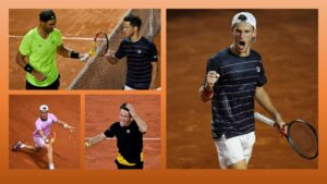 Schwartzman's focus is on his game and not Nadal's at Roland Garros