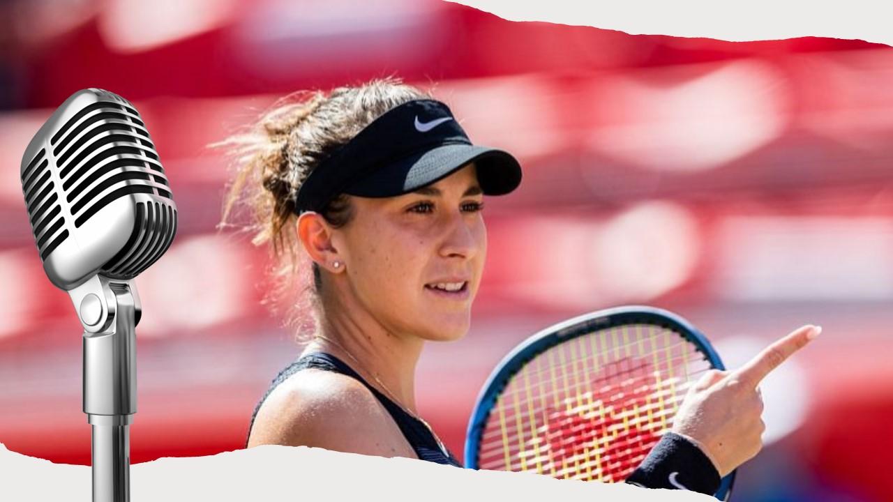 Belinda Bencic vs Alize Cornet BERLIN Tennis Open