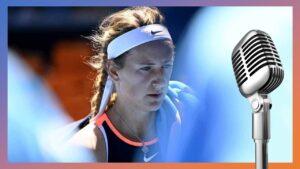 Victoria Azarenka vs Jessica Pegula Quarter Finals