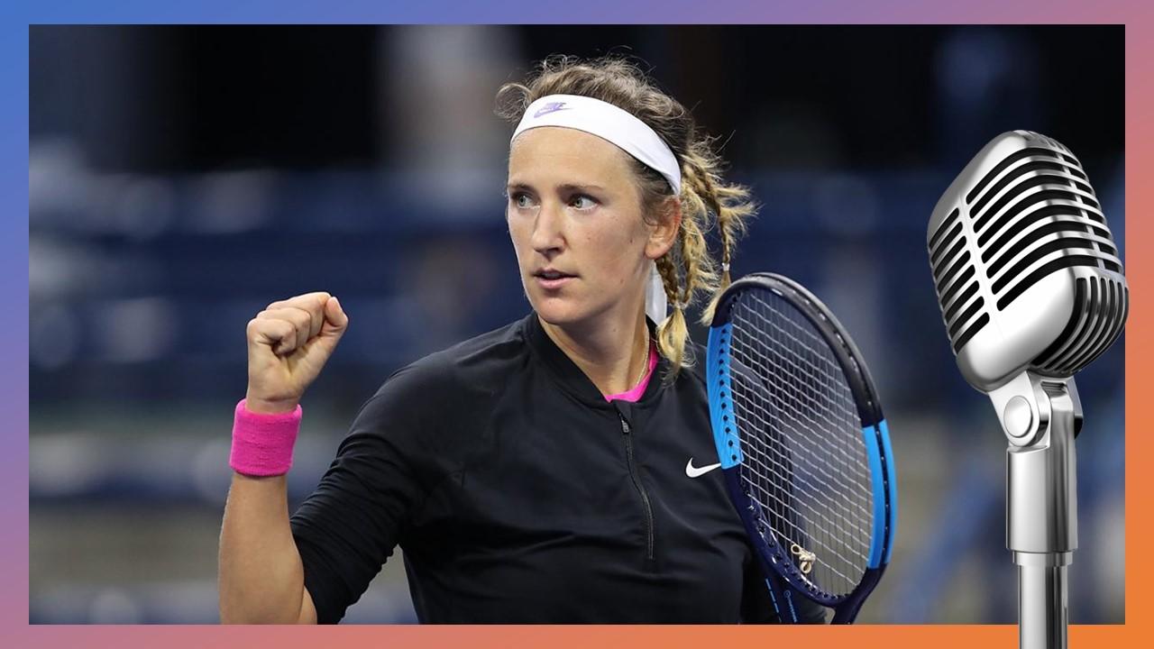 Victoria Azarenka vs Liudmila Samsonova Semi Finals