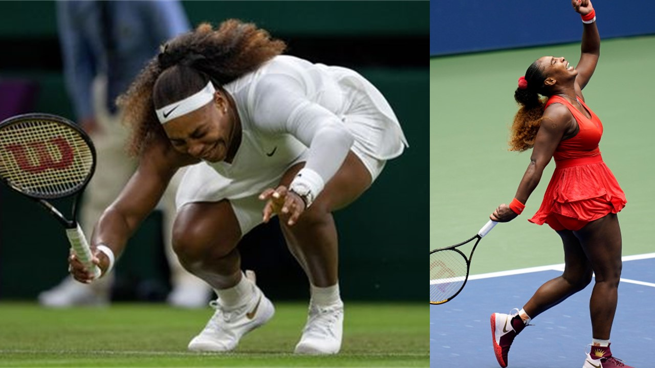 Serena Williams upbeat about the US Open