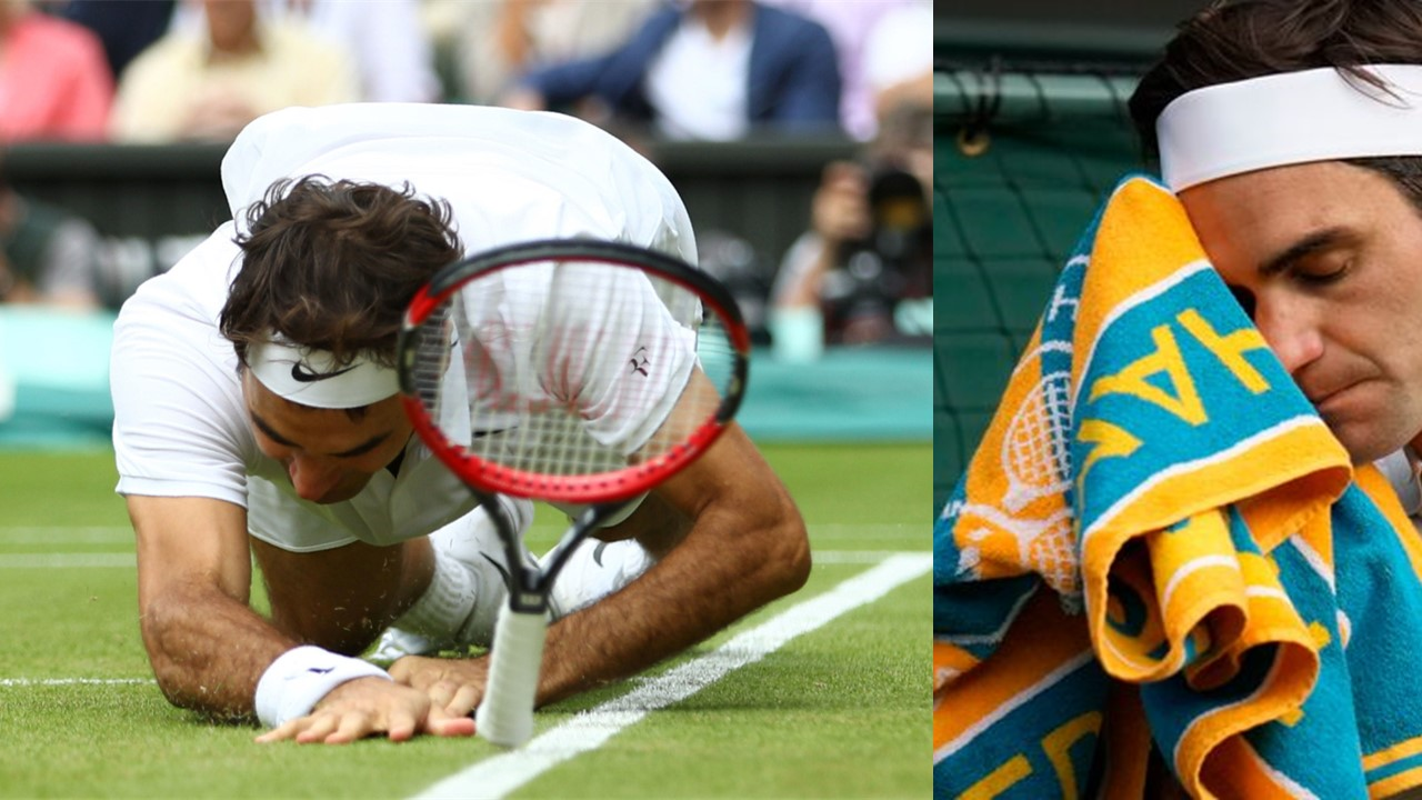 Roger Federer Emotional & Realistic Video Announcing a 3rd Knee Surgery
