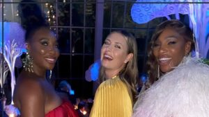 Maria and Serena the saga of Rivalry to Friendship