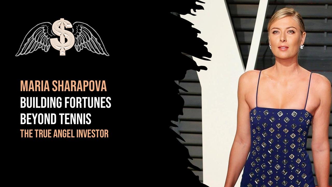 Maria Sharapova Building Fortunes Beyond Tennis