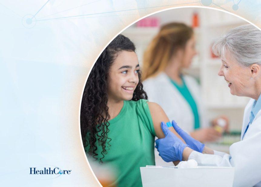 Adolescent vaccinations