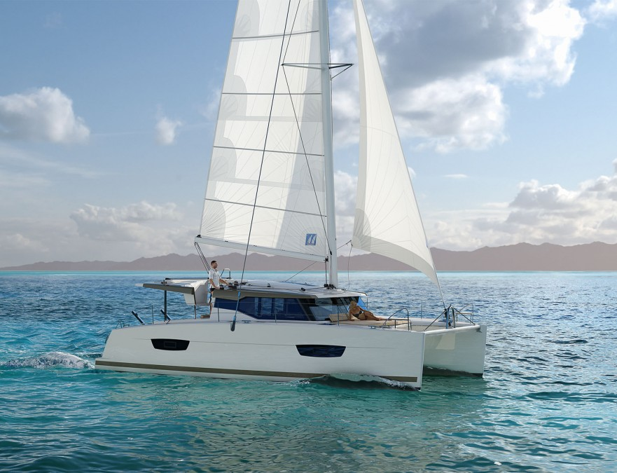 Fountaine Pajot Lucia 40 - New & Used Sailboats and Powerboats for Sale