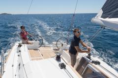 04/07/3017; Les EMbiez (FRA; 83) - Chantier Beneteau; Oceanis 38.1