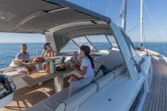 07/07/2020, Marseille (FRA,13) Beneteau Oceanis Yacht 54