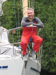 Robbie Robinson, CPYB; President