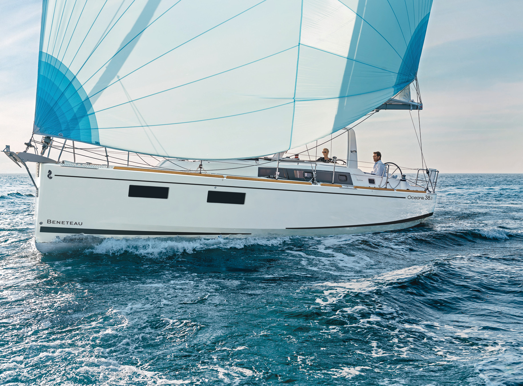 SALE SPECIAL! Beneteau Oceanis 38.1 $239,900 – NOW SOLD!