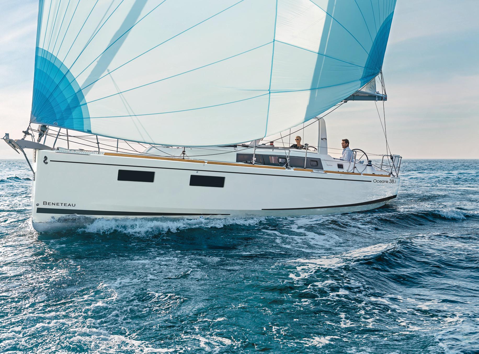 SALE SPECIAL! Beneteau Oceanis 38.1 $239,900 – NOW SOLD!
