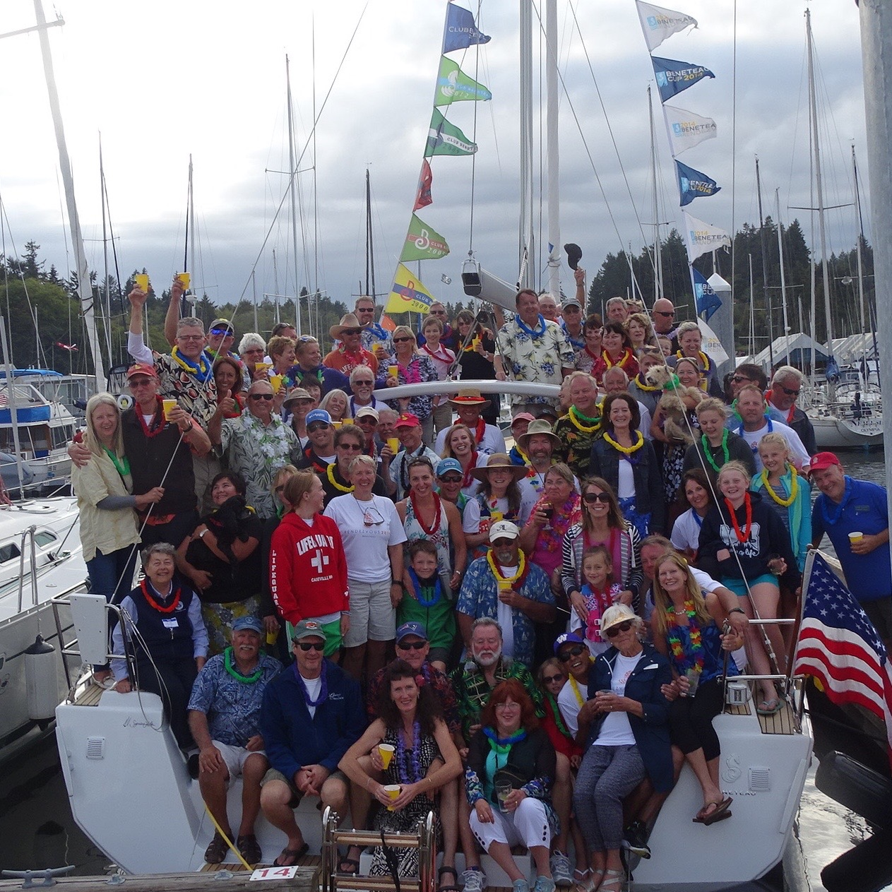 Pacific Northwest Beneteau Rendezvous August 25th-27th, 2017