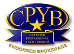 Certified Professional Yacht Broker