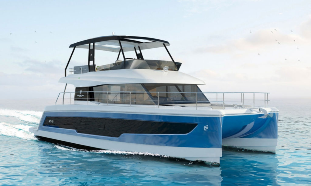 Fountaine Pajot 40 MY - New & Used Sailboats and Powerboats for Sale