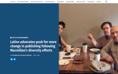 Latinx advocates push for more change in publishing following Macmillan's diversity efforts
