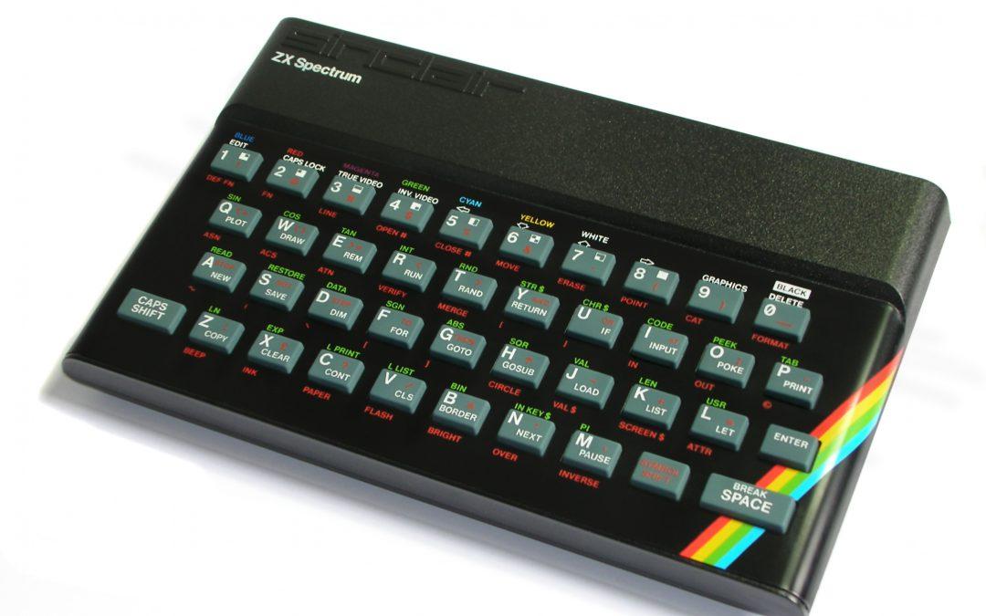COMPY CLASSICS: ZX SPECTRUM
