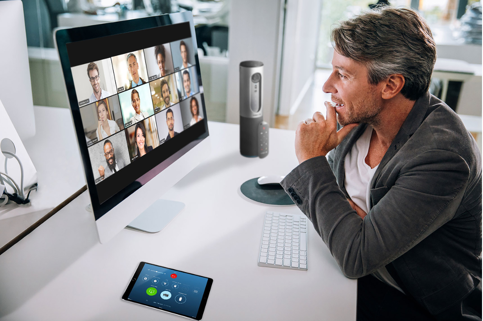 Control the Information You Share On a Zoom or Teams Videoconference Call