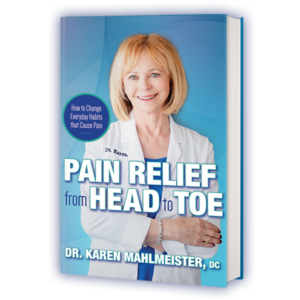 Book Pain Relief from Head to Toe
