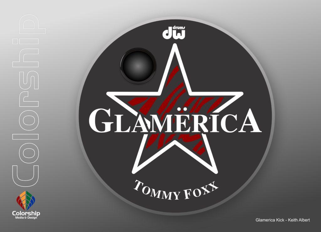 Glamerica kick keith albert
