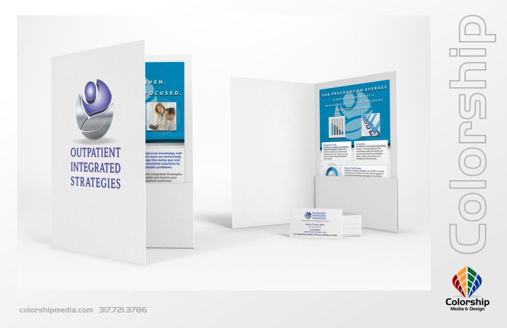 OIS Presentation Folder Mockup