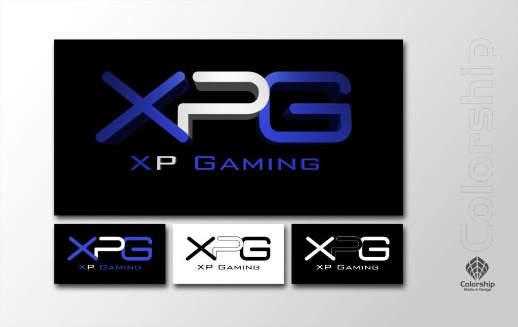 XPGaming Logo Set and Presentation