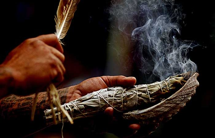 Incense and Smudging