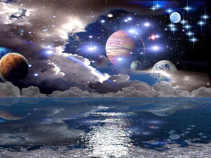 mystical universe