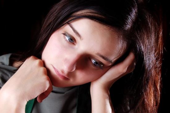 Worried Girl