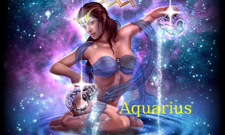 Aquarius lady