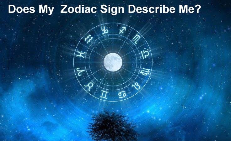 Does My Zodiac Sign Describe Me?