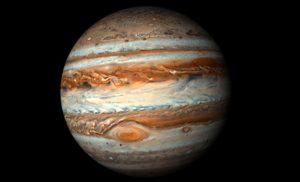 Jupiter August 2019