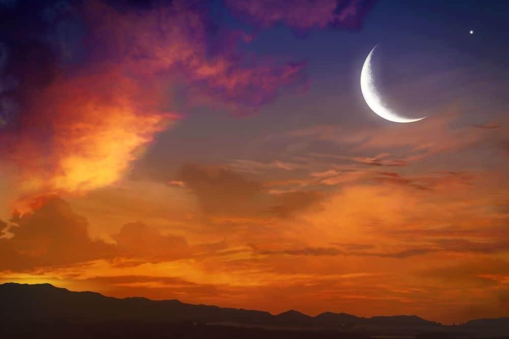 December 26, 2019 - New Moon in Capricorn