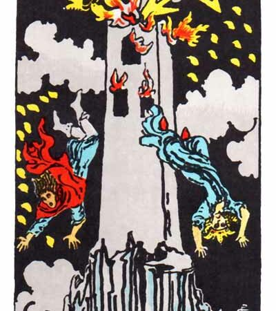 The Tower Card