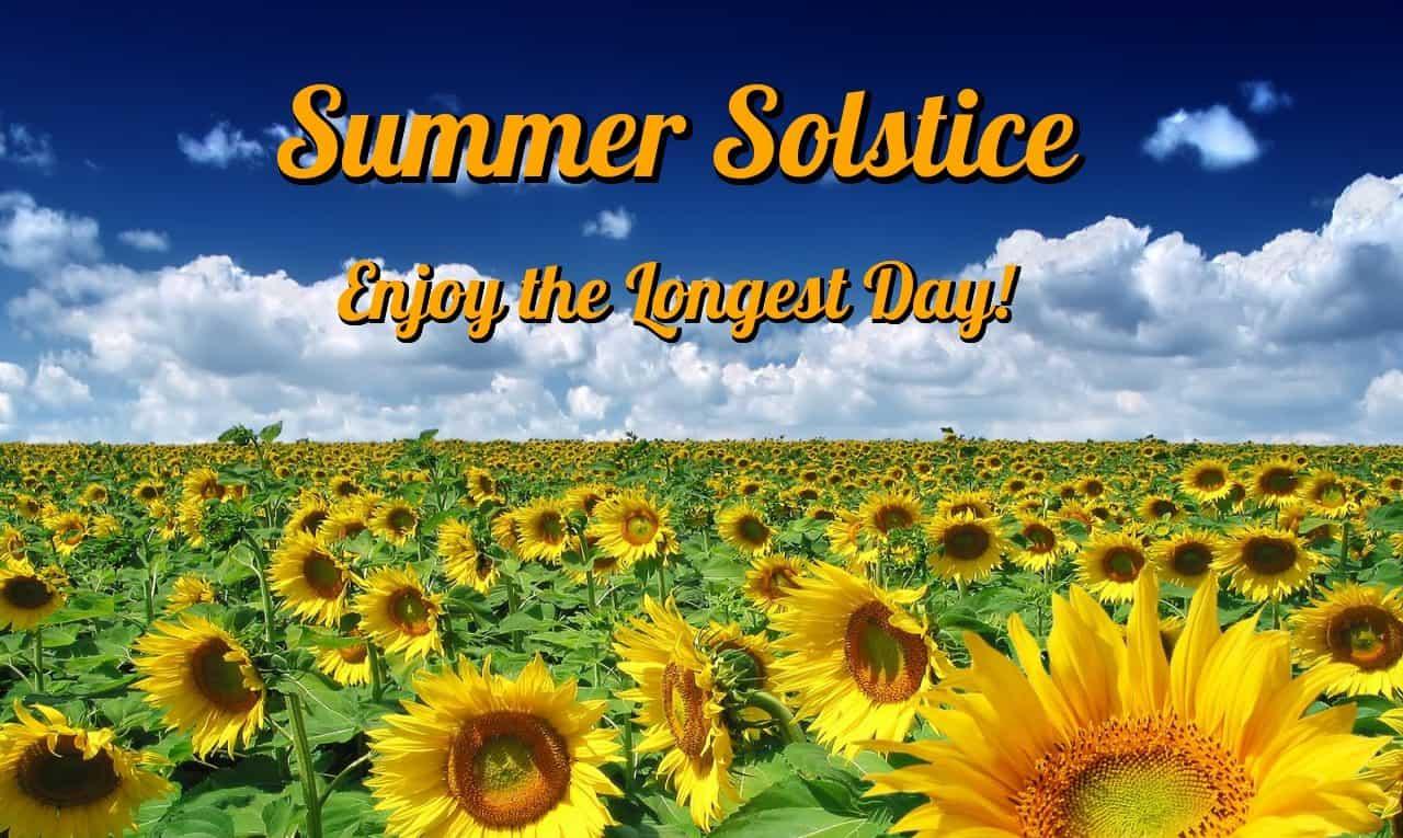 June 20 2020 Summer Solstice