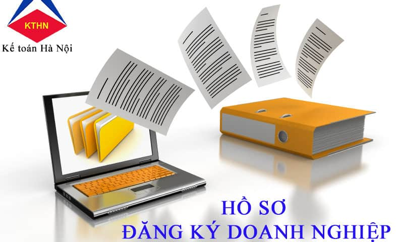 Hồ sơ đăng ký thành lập doanh nghiệp