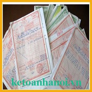 Các tình huống quan trọng về xử lý hóa đơn