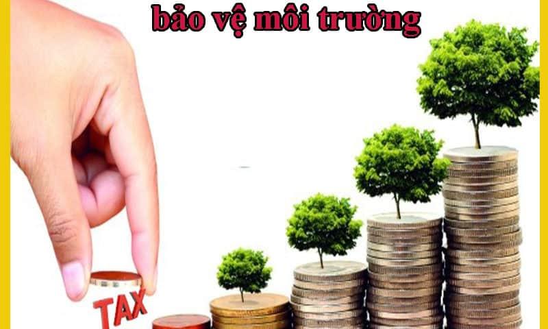 Phân biệt Thuế, Phí, Lệ phí bảo vệ môi trường?????