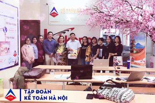 Trung tâm đào tạo kế toán thực tế tại Hạp Lĩnh Bắc Ninh