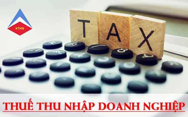 Cách tính thuế thu nhập doanh nghiệp mới nhất