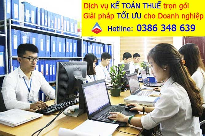 Dịch vụ khai báo thuế tại Phúc Thọ Hà Nội