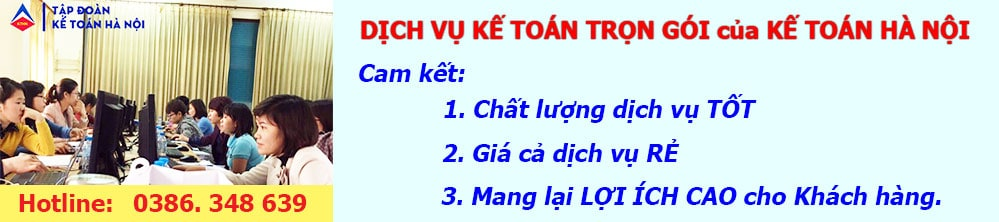 Dịch vụ khai báo thuế tại Đông Anh Hà Nội