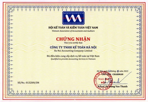 Dịch vụ khai báo thuế tại Gia Lâm Hà Nội
