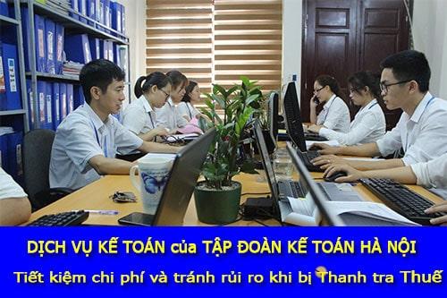 Dịch vụ báo cáo thuế tại Phúc Thọ Hà Nội