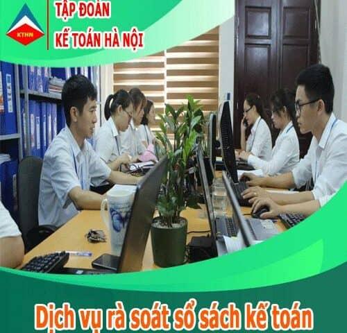 Dịch vụ hoàn thiện sổ sách kế toán tại Ứng Hòa