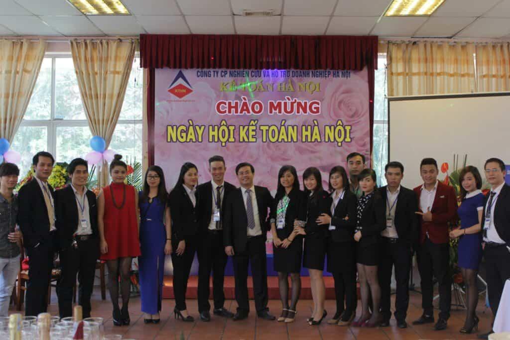 lớp học kế toán tổng hợp tại Thanh Xuân Hà Nội