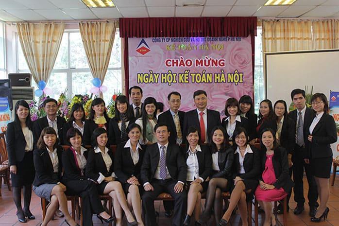 Trung tâm dạy kế toán tổng hợp tại Hồng Bàng