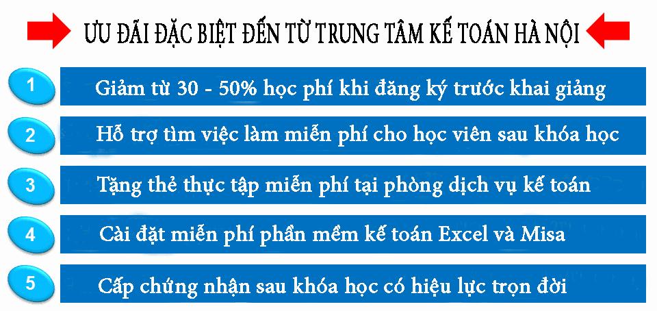 Địa chỉ học kế toán tổng hợp tại Biên Hòa